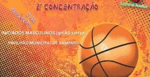 Basquetebol-2ª Concentração